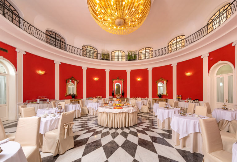 Grand Hotel Ritz Roma – Colazione 6